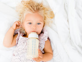 Baby Bottle Tooth Decay - Pediatric Dentist in Cherry Hill, Swedesboro, and Princton, NJ