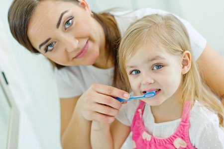 Brushing Tips - Pediatric Dentist in Cherry Hill, Swedesboro, and Princton, NJ